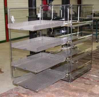 armoire inox