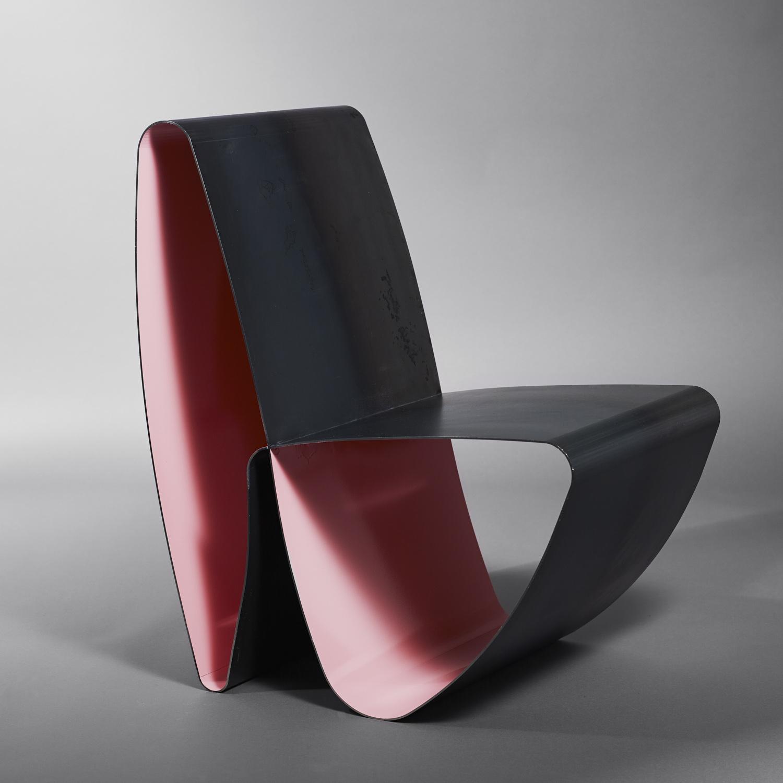 fauteuil acier cocosteel
