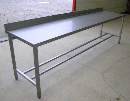 table inox 304L